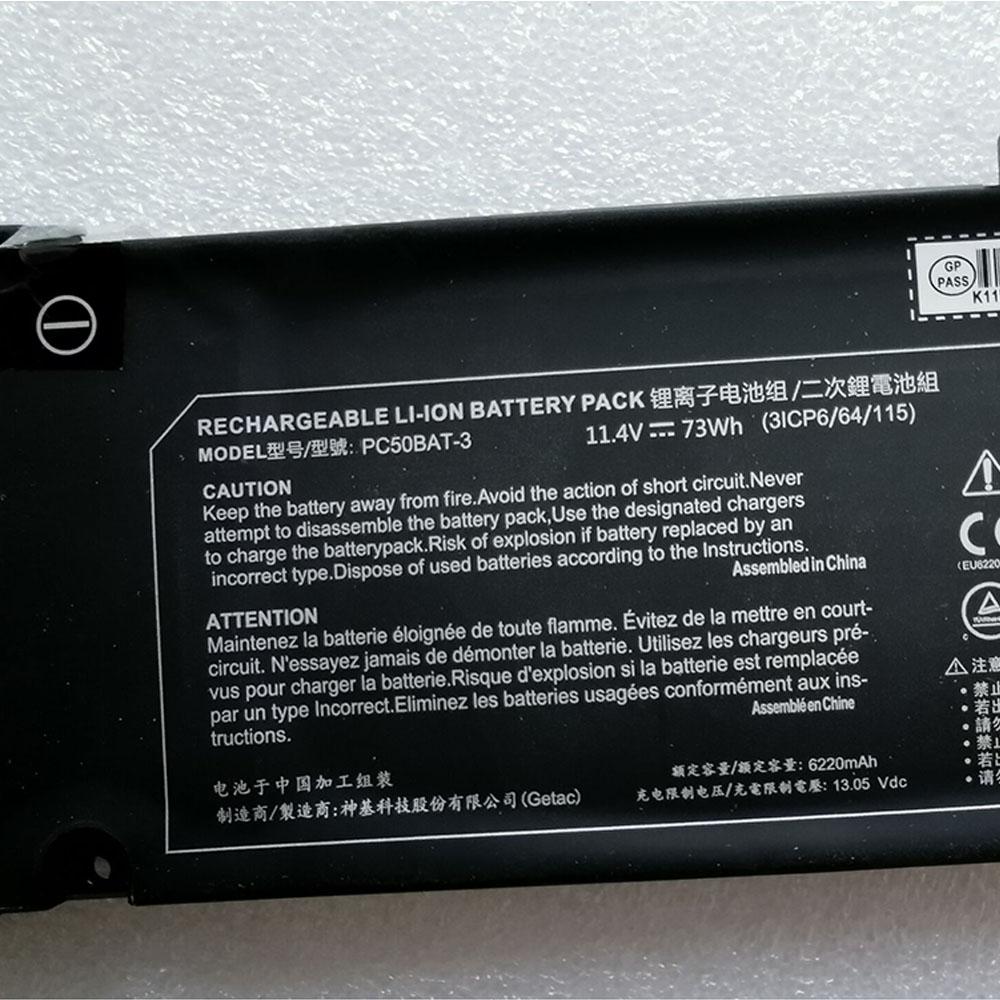 Clevo PC50BAT-3