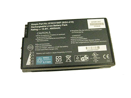 Advent 3UR18650F-2-QC-EF6
