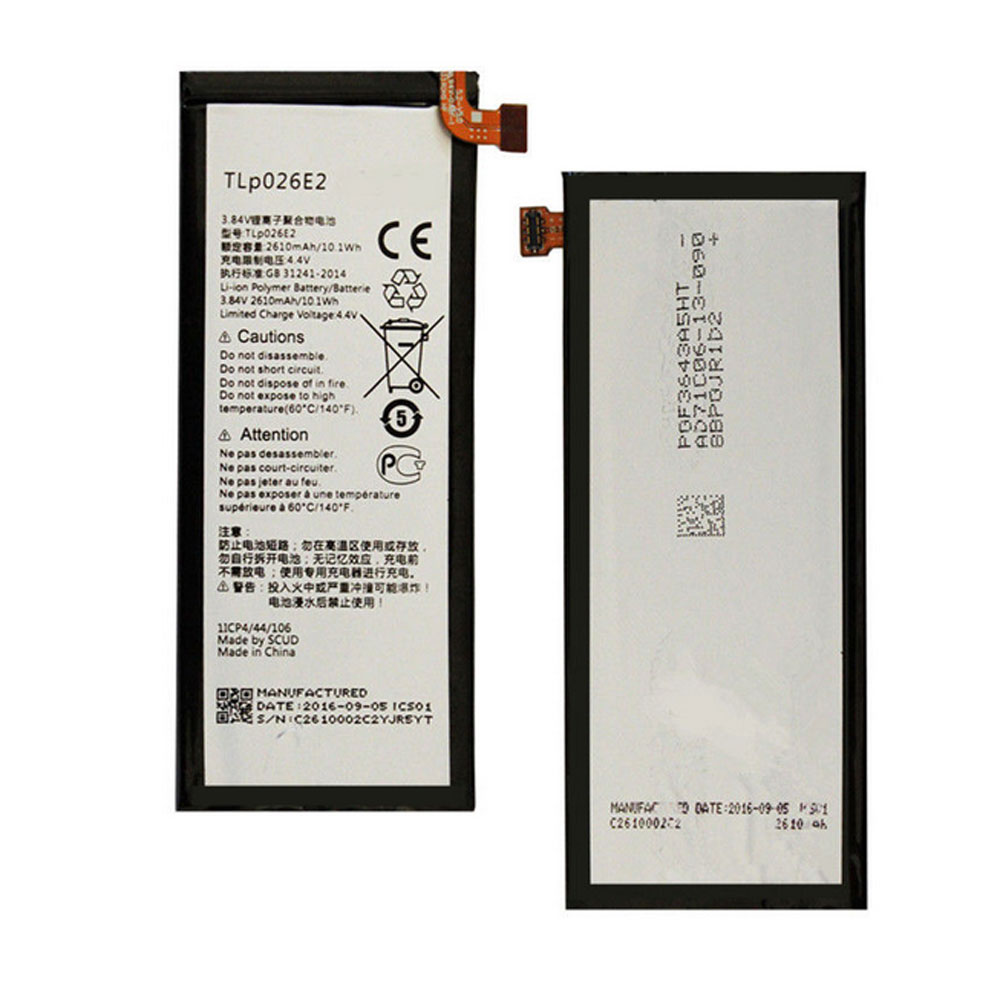 Alcatel TLp026E2